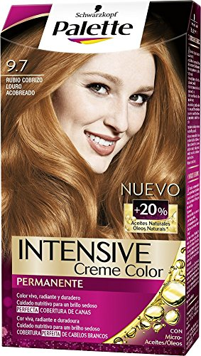 Palette Intense Cream Coloration 1924707 Coloración Permanente Tono 9.7-115 ml: Amazon.es: Amazon Pantry