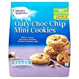 Weight Watchers Mini Oaty Choc Chip Cookies 5 x 19g - Pack of 6