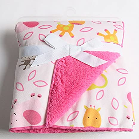 Amazon.com : High Quality Coral Fleece Blanket Character ...