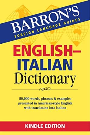 best italian dictionary for kindle