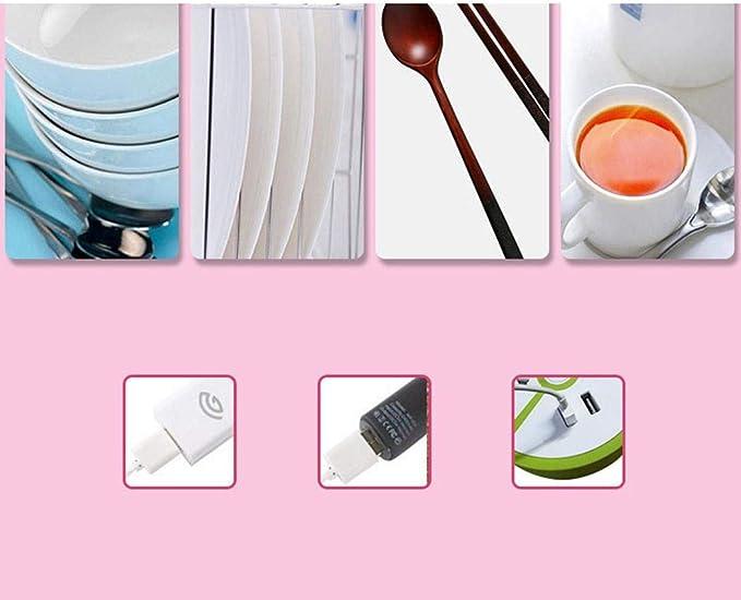 Kionme Ultrasonic Dishwasher Intelligent Sterilization Household Electric Dishwasher Portable /& Countertop Dishwashers