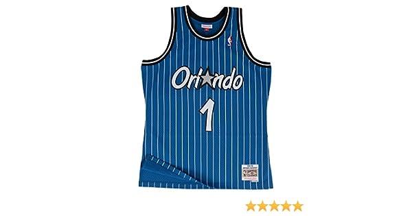 942784dadc3 Amazon.com   Mitchell   Ness Men s Orlando Magic Anfernee Hardaway Swingman  Jersey   Sports   Outdoors