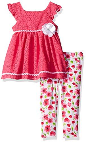 Pink Knit Legging - 6