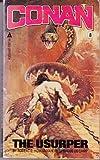 Conan the Usurper, Robert E. Howard and Lin Carter, 0441116027