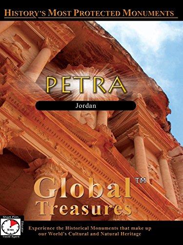Global Treasures - Petra, Jordan -