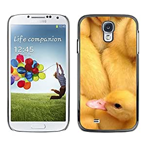 YOYO Slim PC / Aluminium Case Cover Armor Shell Portection //Cute Baby Chicks Ducks //Samsung Galaxy S4