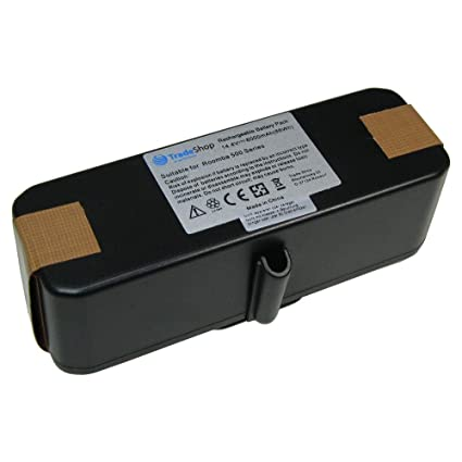 Trade de Shop Premium Batería de ion de litio 14,4 V 6000 mAh para