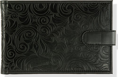 Black Photo Album (Stores 48 4-inch x 6-inch photos, Brag Book) ()