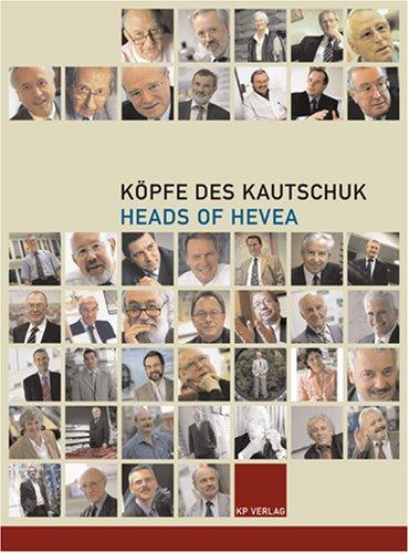 Köpfe Des Kautschuk Heads Of Hevea