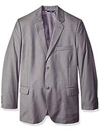 Perry Ellis mens big-tall Big-tall Texture Pvl Jacket