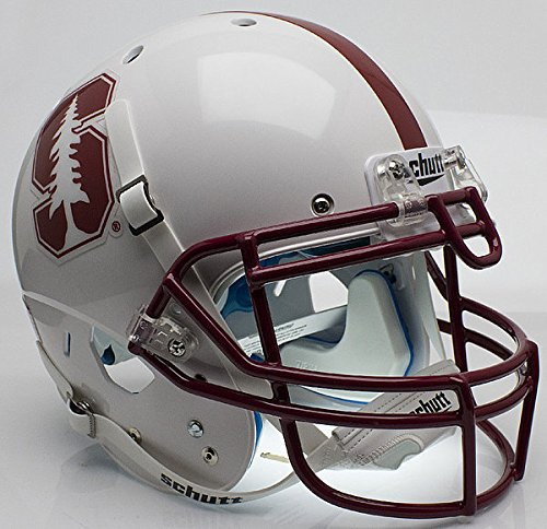 Schutt Stanford Cardinal Authentic College XP Football Helmet Alt 2015 - NCAA Licensed - Stanford Cardinal Collectibles