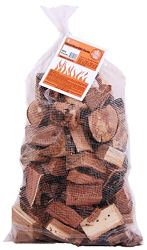 Camerons Products Smoking Wood Chunks- (Maple) Kiln Dried BBQ Large Cut Chips- All Natural Barbecue Smoker Chunks- 10 Pound Bag