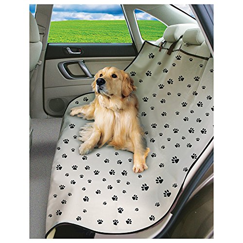 Paw Print Waterproof Seat Cover product image