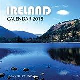 Ireland Calendar 2018: 16 Month Calendar