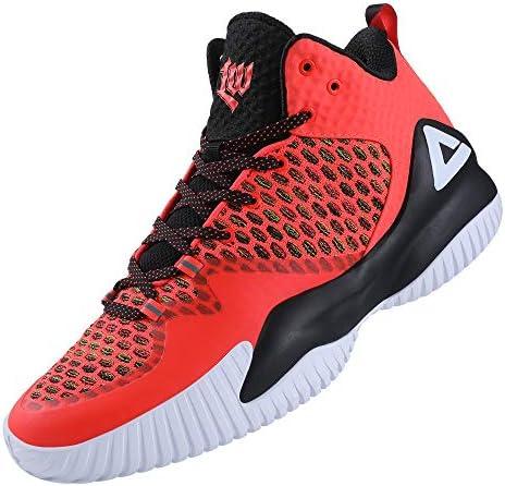 PEAK High Top Mens Basketball Shoes Lou