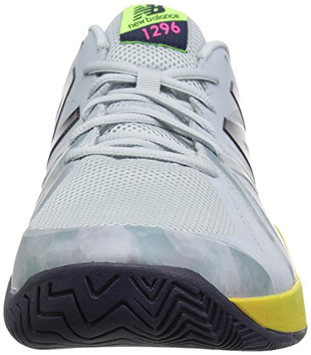 NEW balance96V2Hombre Zapatillas de tenis (Blanco/Amarillo) amarillo