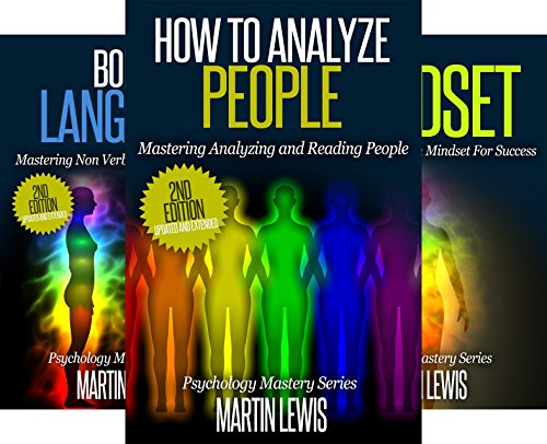 Psychology Mastery Series (3 Book Series)