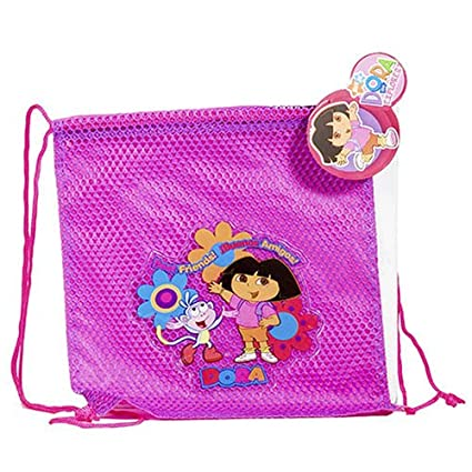 71ae58b43fe8 Image Unavailable. Image not available for. Color  Dora the Explorer Sling Tote  Bag