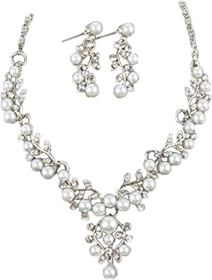 Statement Necklace Beach Wedding Jewelry Shell and Gold Necklace Set Vacation Jewelry Beach Wedding Neckl Gold Chain Jewelry Set
