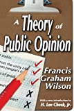 img - for A Theory of Public Opinion book / textbook / text book