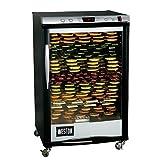 Weston 28-0501-W Food Dehydrator, 21.5'' x 16'', Silver