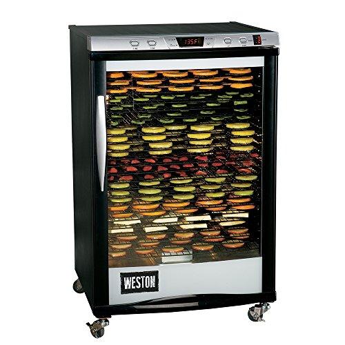 Weston 28-0501-W Food Dehydrator, 21.5