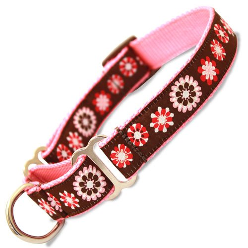 Fun Flower Martingale Collar