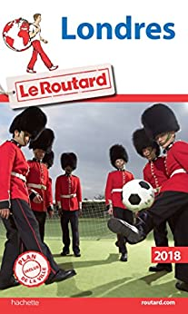 Guide du Routard Londres 2018 (French Edition) by [Gloaguen, Philippe]