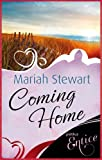 Front cover for the book Coming Home by Mariah Stewart