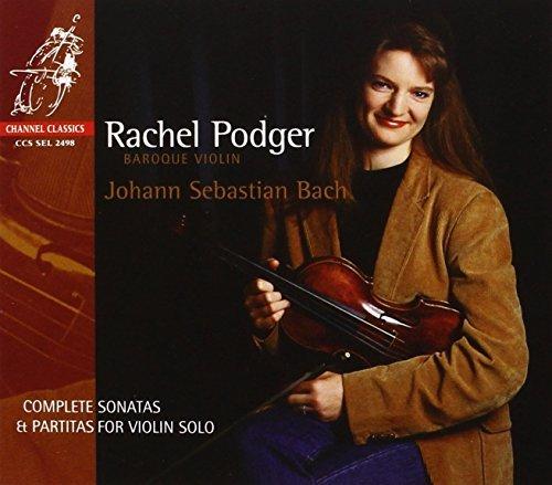 Bach: Complete Sonatas & Partitas for Violin Solo (2002-11-12)