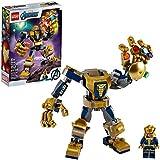 Kit de Construção LEGO Marvel Avengers Robô Thanos 76141 (152 peças)