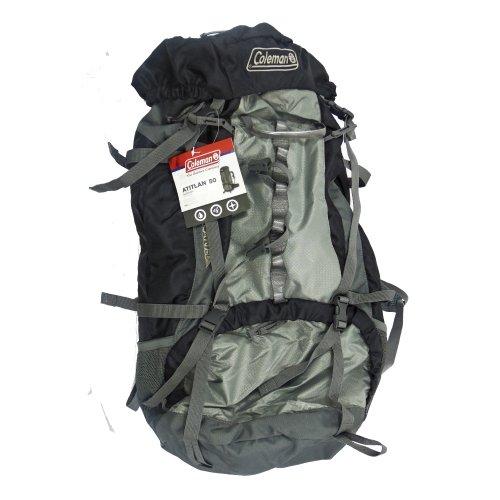 Mochila BackPack Campismo 50 qt Atitlan Color Negro 2000023347