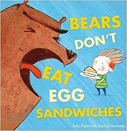 Image result for Bears don't eat Egg Sandwiches