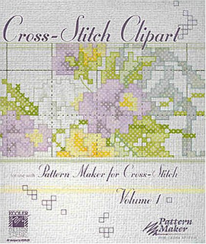 HobbyWare Cross - Stitch Clipart - For Use With Pattern M...