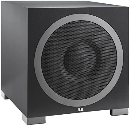 Elac Debut s12eq – Subwoofer Amplificado de 1000 W Negro