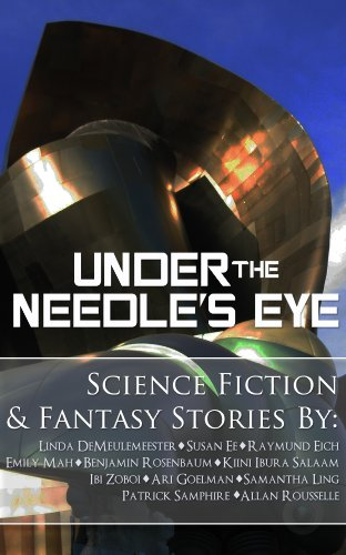 book cover of Under the Needle\'s Eye