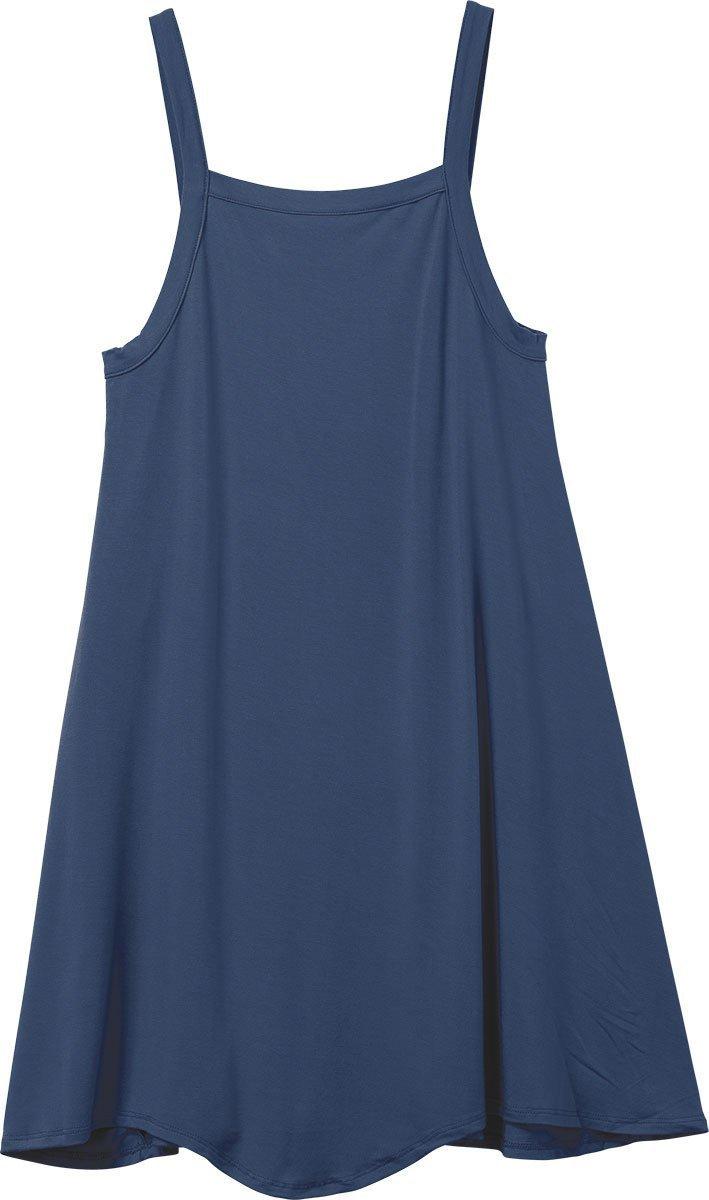 RVCA Women's Thievery Tank Dress, Dark Denim, S