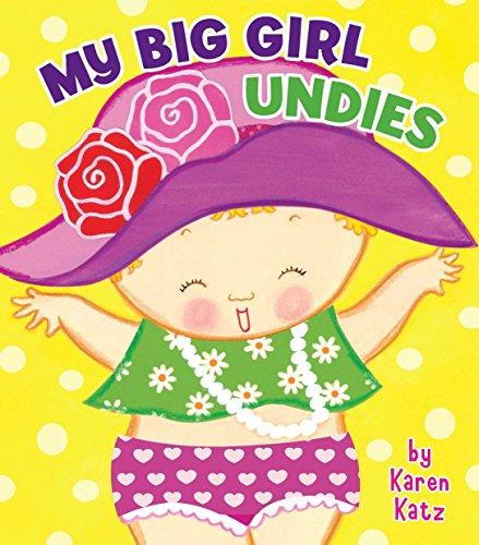 - My Big Girl Undies