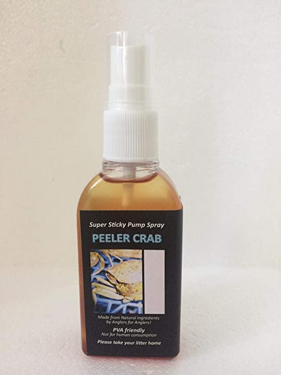 searigs - Sea Fishing BAIT OIL - Natural Liquid Attractor - Concentrated Sprays - For All Sea Fish Including Cod Bass Conger Sole Plaice Tubot Flounder Ray etc