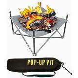 Pop-Up Fire Pit Ultra Lite | FULLSIZE 24
