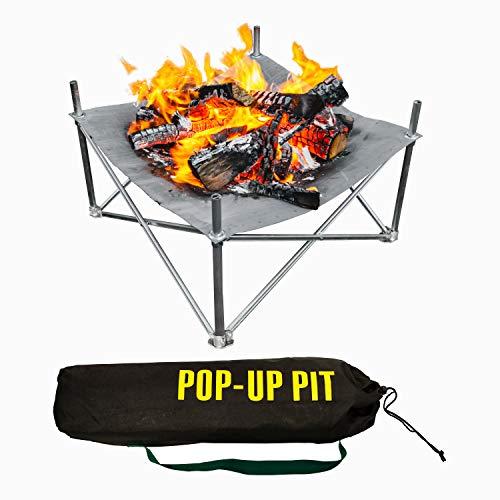 Pop-Up Fire Pit Ultra