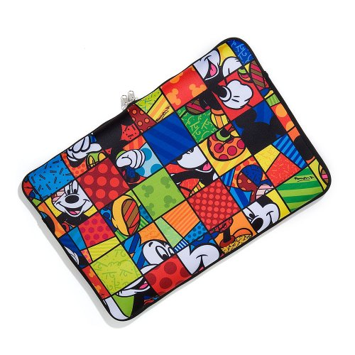 Enesco Disney by Britto from Mickey Mouse 17 Laptop Cover Ca