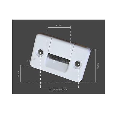Bevorzugt Gurtführung MAXI 20-24mm mit Bürste für Rolladengurt: Amazon.de LC42
