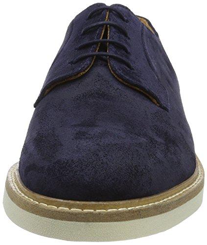 Gant Parker, Scarpe Stringate Uomo Blu (Marine)