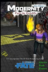 Modernity (Fate Edition) B&W: Fight the Darkness Paperback
