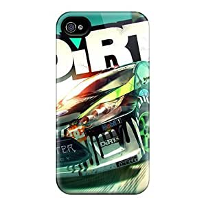 New Style DustinHVance Hard Case Cover Case For Sam Sung Galaxy S4 I9500 Cover - 2011 Dirt 3 Game