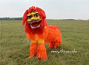 2-Adult Lion Dance Costume Equipment Northern Performance Lion Dance Costume