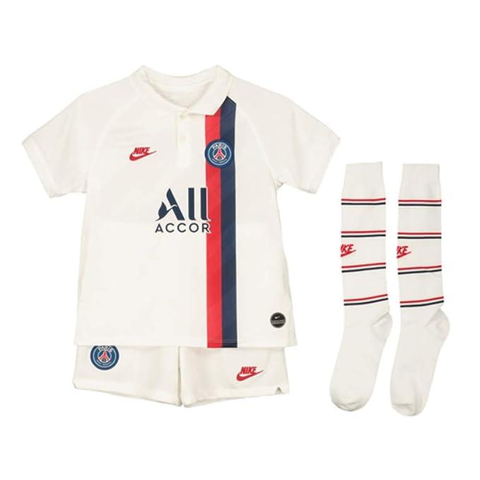 Nike PSG LK Nk BRT Kit 3r Chándal, Unisex niños: Amazon.es ...