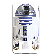 R2-d2 Star Wars for Iphone and Samsung Galaxy Case (Samsung Galaxy S5 white)