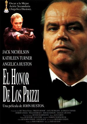 El Honor De Los Prizzi (Prizzi's Honor) (1985) (Import Movie) (European Format - Zone 2)
